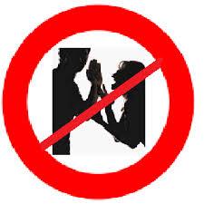 Prohibido maltratar